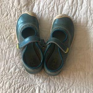 Blue plae emme sneakers